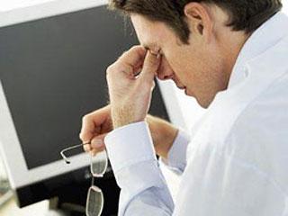 Усталость глаз при работе за компьютером
