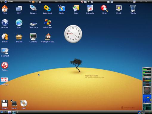 Файловые системы в ОС Linux