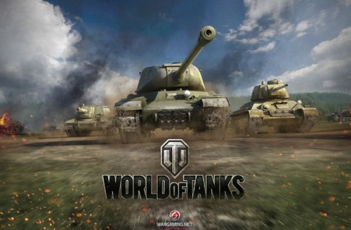 сетевая игра World of Tanks