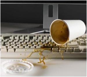 Клавиатура не работает