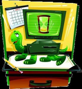 Компьютер медленно работает, «тормозит» что делать?