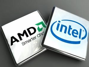 Основные производители процессоров