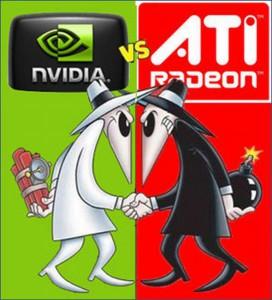 nVidia и ATI