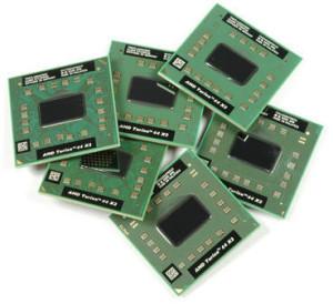 основные характеристики процессоров