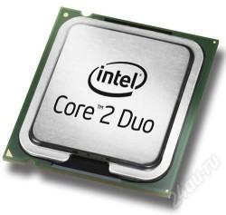 Процессоры Core 2 Duo