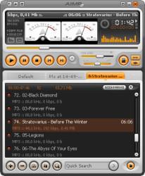 Многофункциональный аудиоплеер AIMP2