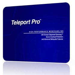Оффлайн-менеджер Teleport Pro